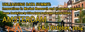 Unleashing Data Summit: Innovations in Market Research and Customer Insights