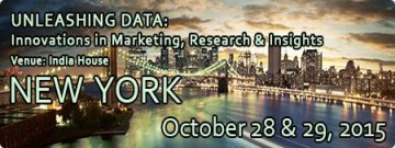 UNLEASHING DATA: INNOVATION IN MARKETING, RESERCH & INSIGHTS NEW YORK