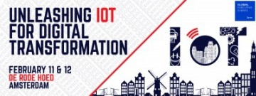 Unleashing IoT For Digital Transformation